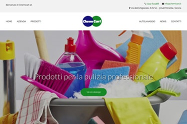 Sito web Chemicart