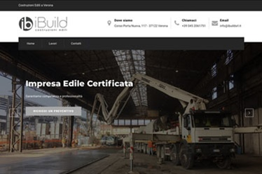 Sito web I Build
